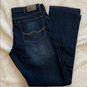 Wrangler Slim Straight Men's Jeans Size 34/32